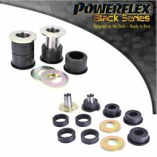 For Fiat Brava (1995-2001) PowerFlex Black Front Wishbone Bush Set