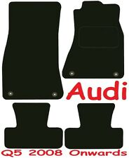 Audi Q5 DELUXE QUALITY Tailored mats 2008 2009 2010 2011 2012 2013 2014 2015 201