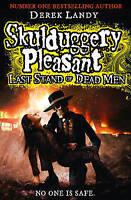 Last Stand of Dead Men: 8 (Skulduggery Pleasant), Acceptable, Landy, Derek, Book