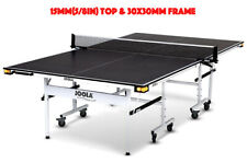 JOOLA Rally TL - Professional MDF Indoor Table Tennis Table w/ Playback Mode
