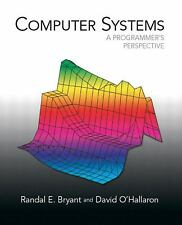 Computer Systems : A Programmer's Perspective