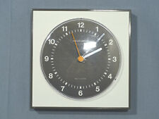 Remington Electronic 80 Wall Clock 70er Years Junghans Quartz Clockwork