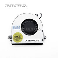 CPU Fan For DELL Alienware M14X R1 DFS531205HC0T DC280009OF0 Laptop cooling