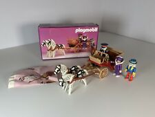 Playmobil Vintage Horse Drawn Carriage 5600 Boxed 100% Complete