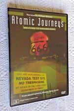 ATOMIC JOURNEYS -WELCOME TO GROUND ZERO (DVD) R-4, LIKE NEW, FREE POST AUS-WIDE