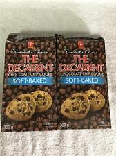 2x Creamy Butter Real Canadian SOFT BAKED DECADENT Chocolate Chip Cookies CANADA