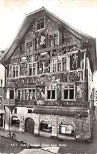 B47964 Schaffhausen Haus of Ritter  switzerland