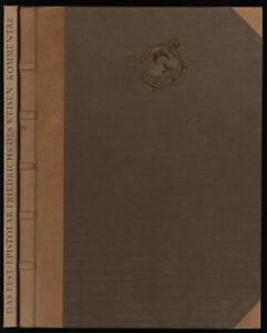 Behrends (Hrsg.): Das Fest-Epistolar Friedrichs des Weisen (1983). Faksimile.