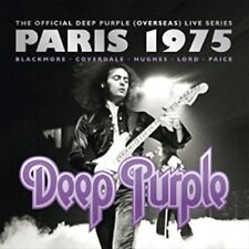 DEEP PURPLE-DEEP PURPLE MKIII- LIVE IN PARIS 1975-JAPAN 2CD