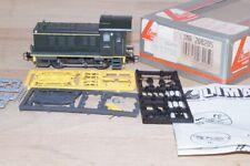 Lima 208205 Diesellok Rangierlok DE.20.002 der SNCF in grün mit gelbem Streifen