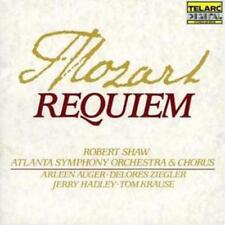 Atlanta Symphony Orchestra : Requiem (Shaw, Atlanta So) CD (2008) ***NEW***
