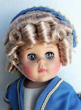 Vogue Ginny GOLDILOCKS Doll 2001 MIB, Shirley Temple Curls