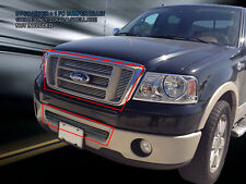 Billet Grille Combo Insert For 2004 2005 2006 2007 2008 Ford F-150