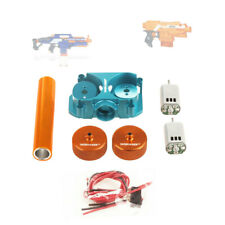Worker MOD Flywheels Canted Power Upgrade Set for Nerf Stryfe and Rapidstrike