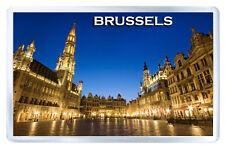 BRUSSELS MOD2 FRIDGE MAGNET SOUVENIR IMAN NEVERA