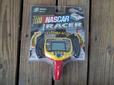 Radica Nascar Racer Handheld Game 98 Virtual Racing NIP Steering Rumble Action