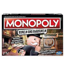 Hasbro E1871100 - Gesellschaftsspiel - Monopoly Mogeln und Mauscheln