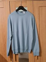 LA REDOUTE Creation NEW pure new wool Sweater, UK size 40/43 in sky blue
