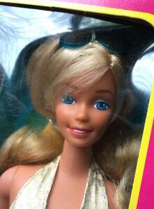 Sun Gold Malibu Barbie NRFB