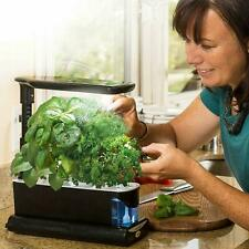 AeroGarden 900817-1200 Sprout LED with Gourmet Herb Seed Pod - Black