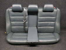LEDER Rücksitzbank Audi A4 B5 Avant Facelift Rückbank LAGO grün