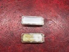 2006 Citroen Xsara Picasso boîte à gants coffre plancher intérieur lumière PAIRE