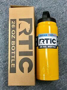 RTIC 26oz Water Bottle Powder Coated