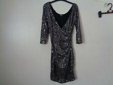 Diva Sequin Dress Size 12