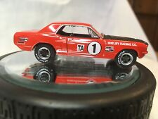 Greenlight 1968 Ford Shelby Mustang - Opening Hood!