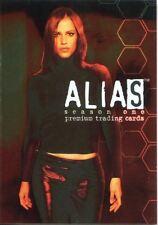 Inkworks Alias Season 1 Complete 81 Card Base Set