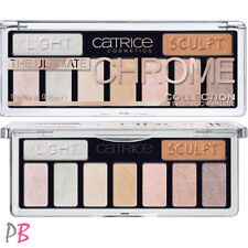 Catrice The Ultimate Chrome Collection Eyeshadow Palette Metallic Eye Shadows
