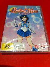 Sailor Moon The Girl Genius - DVD REGION 4 BRAND NEW & SEALED