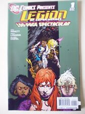DC COMICS PRESENTS : LEGION OF SUPER-HEROES MISPRINT. SCARCE 100-PAGE. JUNE 2011