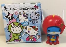 Tokidoki X Hello Kitty Super Hero Kitty Blind Box Figure