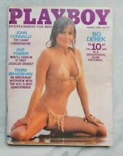 BO DEREK March 1980 PLAYBOY Magazine  Henriette Allais