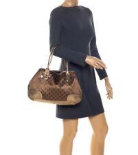 Gucci Princy Guccisima Brown Gold Logo Bag. Authentic. Beautiful!