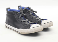 Converse Boys UK Size 3 Black Trainers
