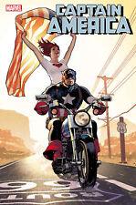 CAPTAIN AMERICA #15 - ADAM HUGHES MARY JANE VARIANT COVER - MARVEL COMICS/2019