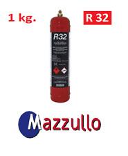 BOMBOLA GAS REFRIGERANTE R32 da 1 LITRO PER CONDIZIONATORI
