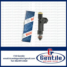 0280158827 Inyector de Bosch Opel Astra G Zafira a 1.6 Gnc Gasolina Metano