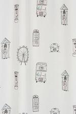 Rasch Textil 829555 Bambino XVII Tissu d'ameublement à coudre soi-même Londres