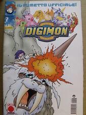 DIGIMON - Fumetto Ufficiale n°7 2001 Panini  [SP18]