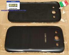 Cover batteria pebble blue blu Samsung GT i9300 i9301i Galaxy S3 SIII Neo