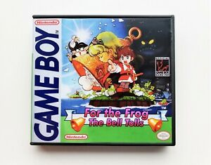 For the Frog the Bell Tolls Nintendo Gameboy (English Translated Game) USA