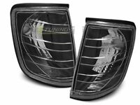 Front Indicators for Mercedes W124 85-95 Black WorldWide FreeShip US KPME06 XINO