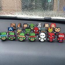 1PC Cartoon Air Freshener Car Vent Outlet Clip Deadpool Star Wars Marvel