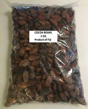 COCOA BEANS BULK BUY 1 KG FRESH FROM FIJI MAKE YOUR OWN CHOCOLATE YUMMIE