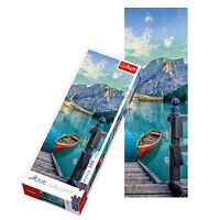 Trefl 300 Piece Adult Large Home Gallery Mountains Lake View Jigsaw Puzzle NEW