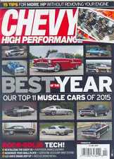 CHEVY HIGH PERFORMANCE-February 2016 (NEW/LATEST ISSUE)