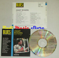 CD JIMMY ROGERS That's all right BLUES COLLECTION 1993 DeAGOSTINI mc lp dvd vhs